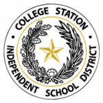 College Station Independent School District logo