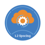 Badge 1.2 Spacing